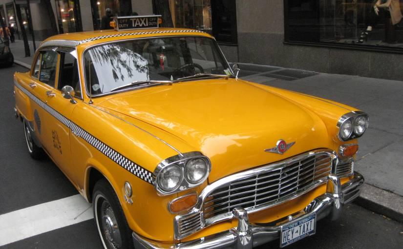 Taxi to War