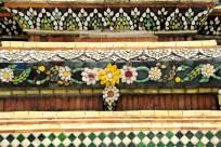 Wat Pho - Roof detail