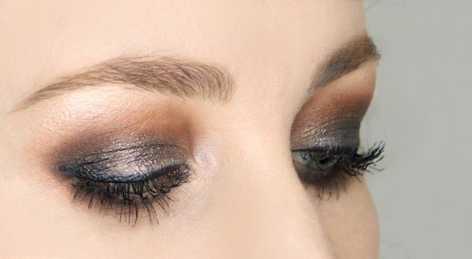 eyeshadow tutorial: smokey eye | blow ltd