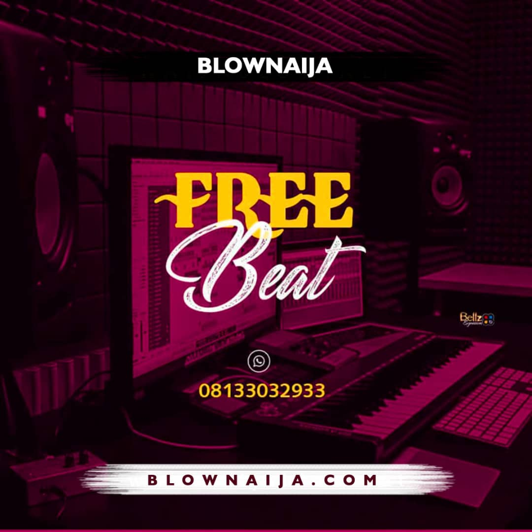 Instrumental : AFro Shaku Vibe prod  By Legend Beatz - Blow