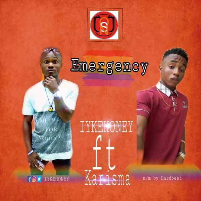 MUSIC: IYKEHONEY Ft. KARISMA – EMERGENCY