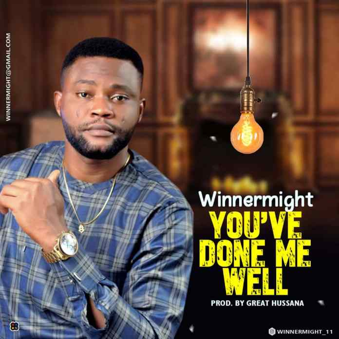 GOSPEL; Winnermight – You've Done Me Well (prod. Great Hussana)