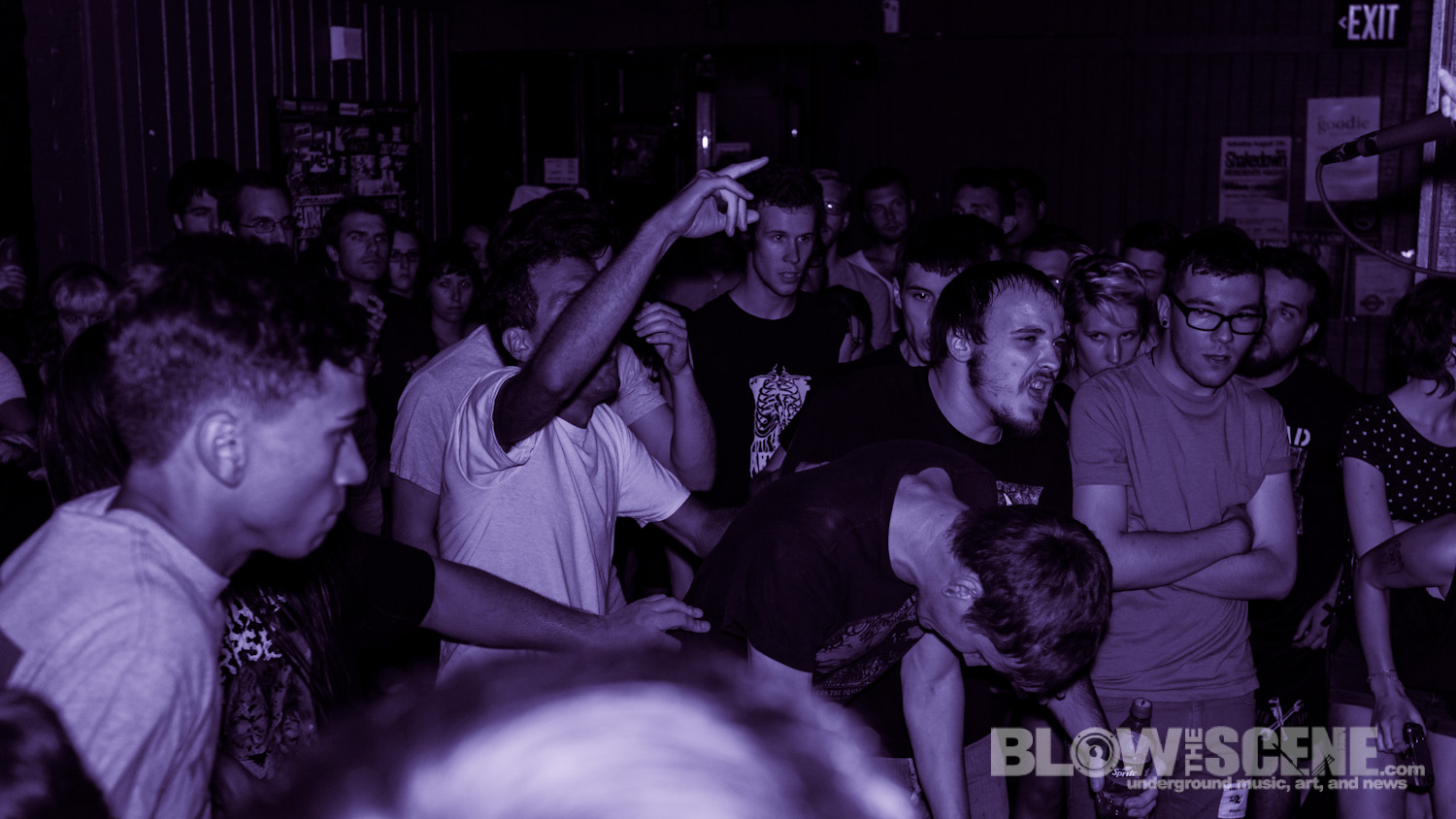 Punch And Living Eyes Interviews And Photo Gallery Blow The Scene