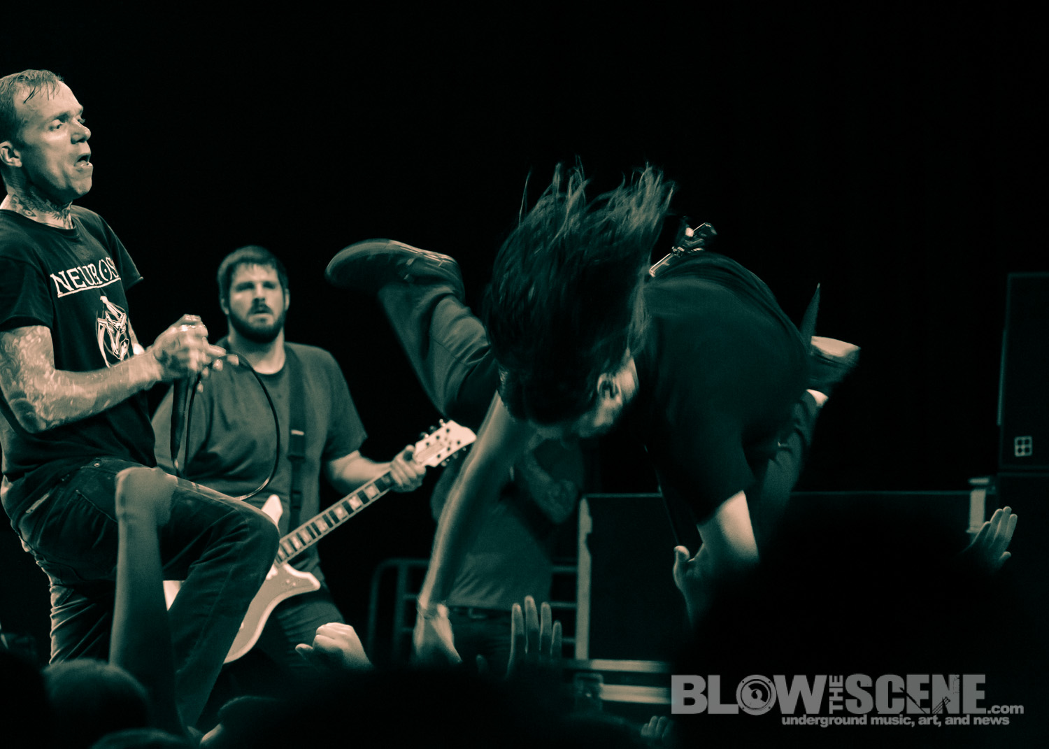 Converge Torche Kvelertak WhipsChains Philly Special Feature Blow The Scene
