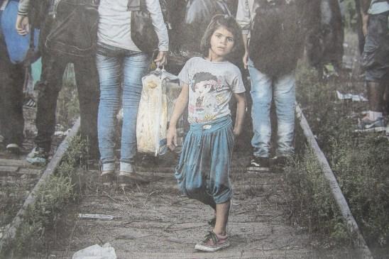 Syrisches Mädchen