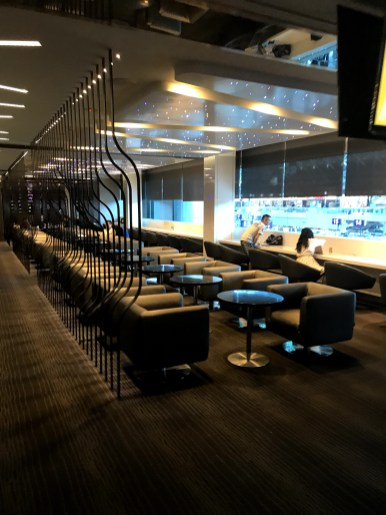 Sitting Area Infinity Lounge