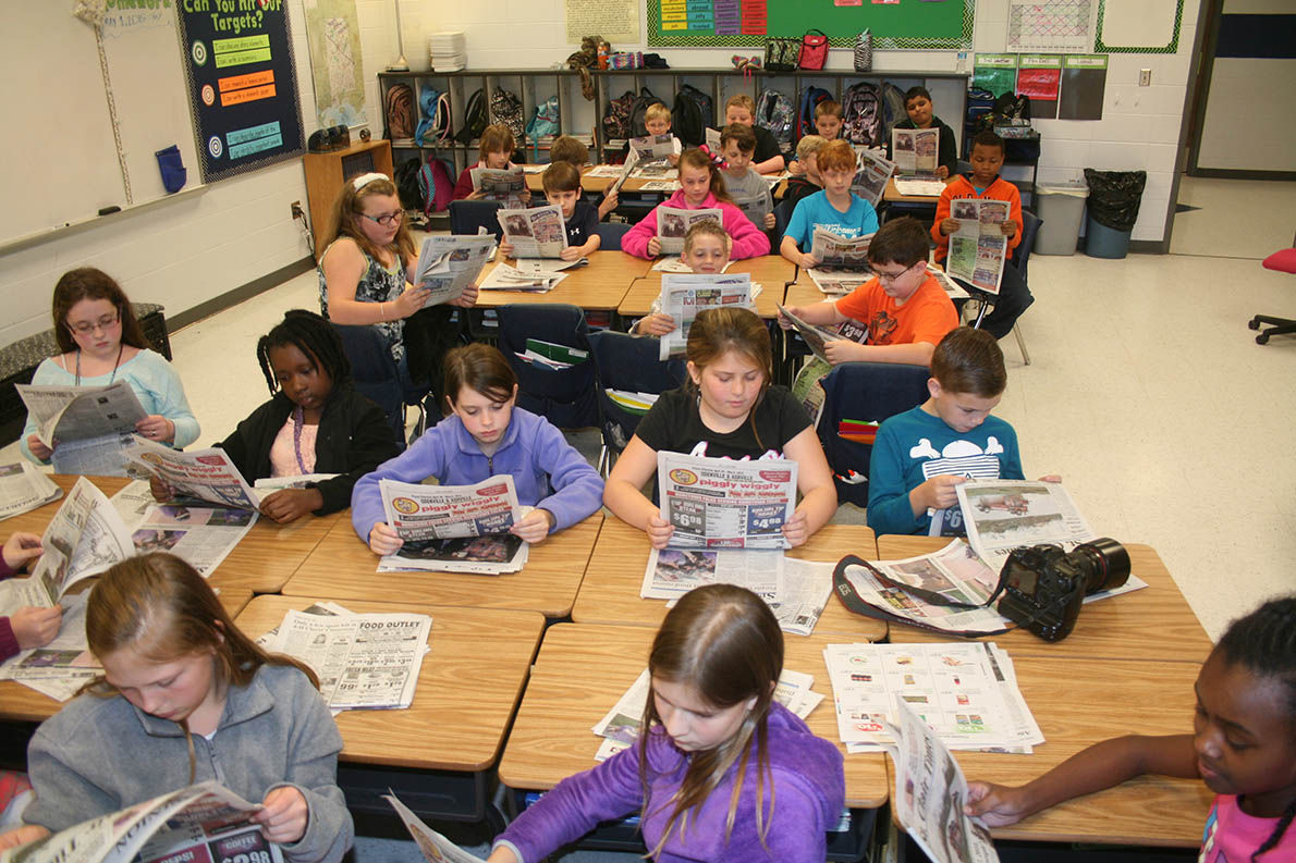 Annual Career Day Held At Moody Middle School