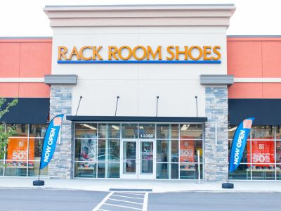 rack room shoes will open store in