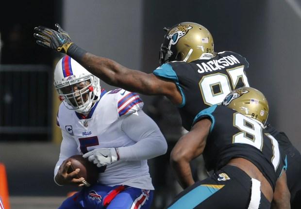 Image result for bills jaguars wild card