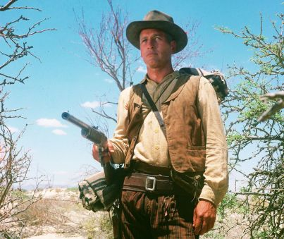 Image result for paul newman in hombre