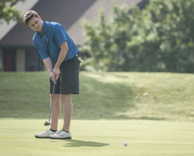 Hood Fires 66 Leads After Day 1 Of Pickens Amateur