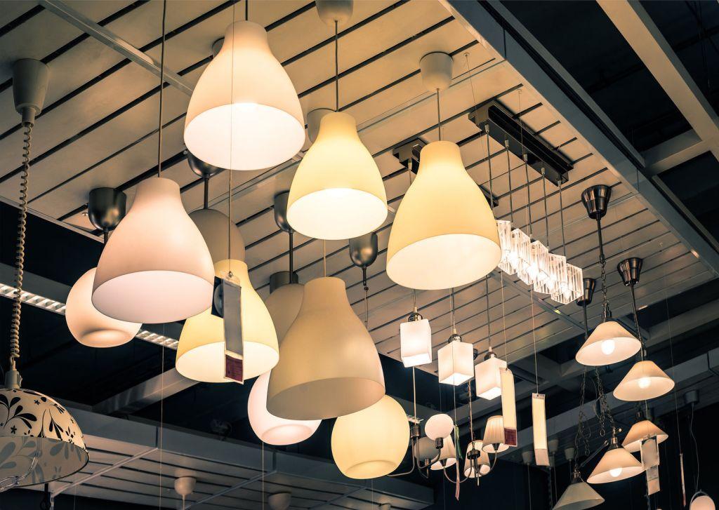light fixtures the art of spacing