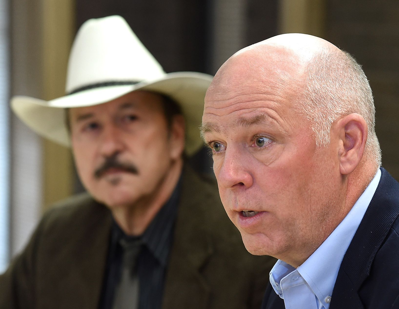 Image result for photos of quist and gianforte
