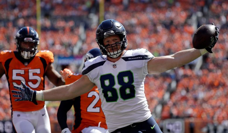 2018 Week 1 Rookie Review Will Dissly