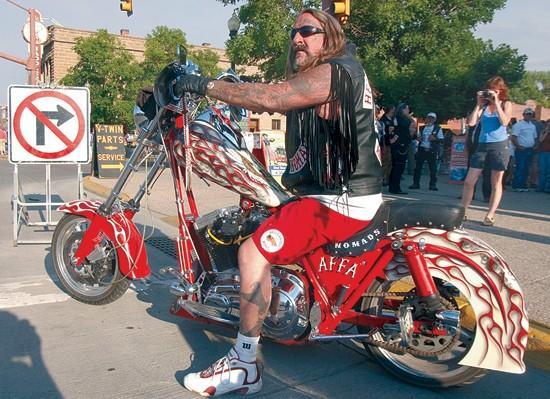 Hells Angels Depart Cody Wyoming News