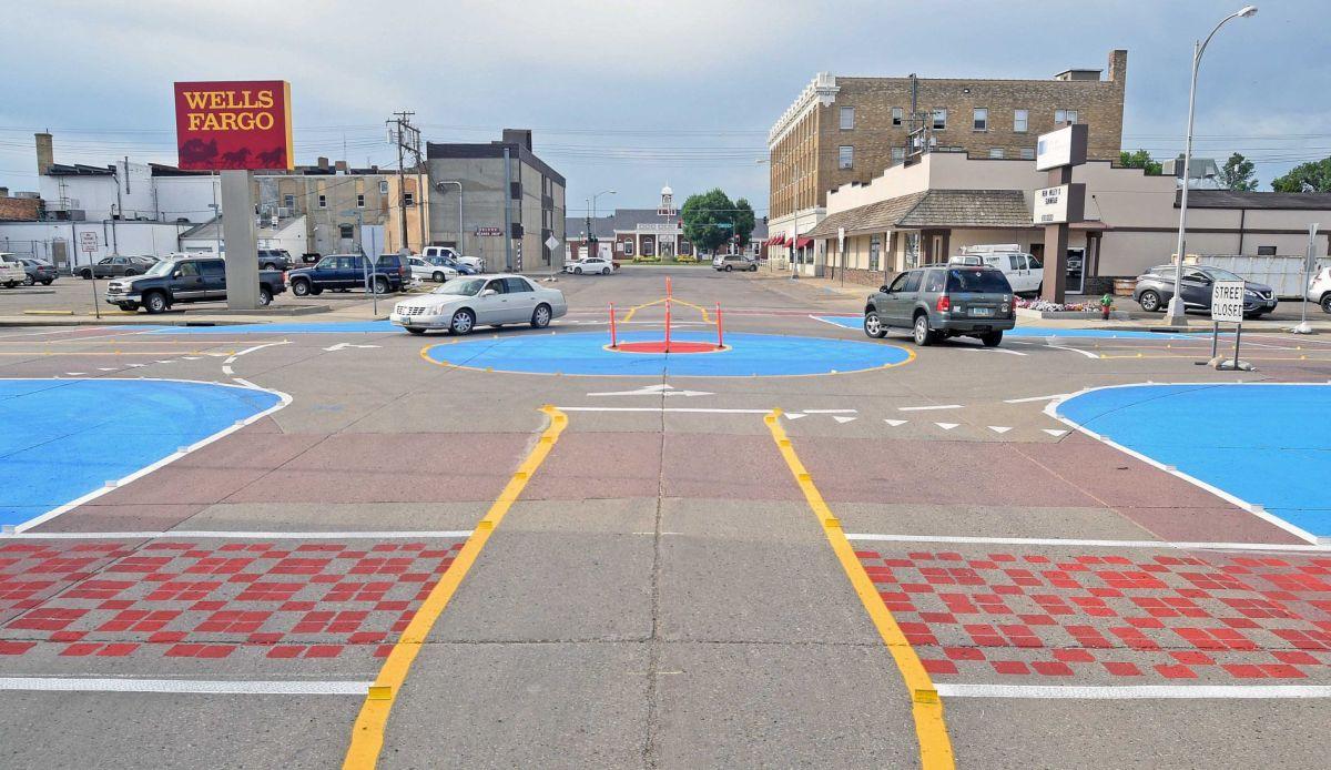 6 Avenue Roundabout Lounger