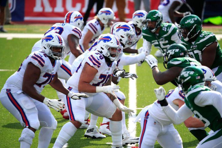 Unofficial Bills depth chart lists same offensive line as Rams' win |  Buffalo Bills News | NFL | buffalonews.com