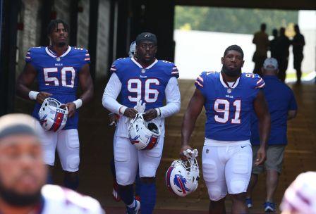 Bills set to turn new-look defensive line loose in exhibition opener |  Buffalo Bills News | NFL | buffalonews.com
