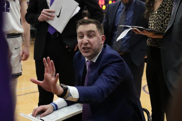McCoy-Sports-Niagara Purple Eagles head coach Greg Paulus-2020