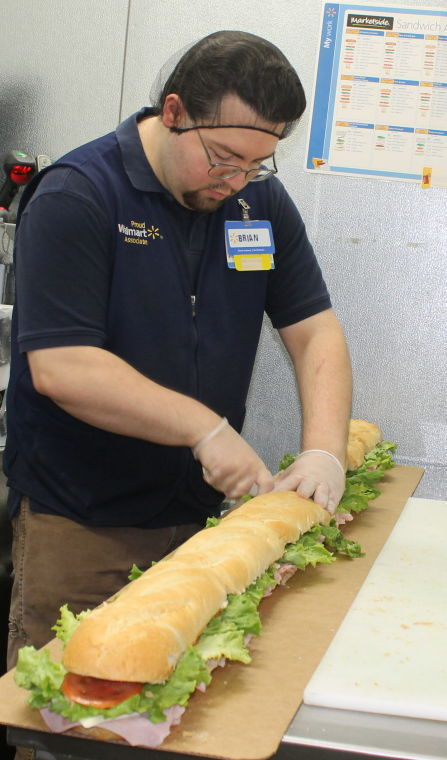 Subs Deli Foot 6 Walmart