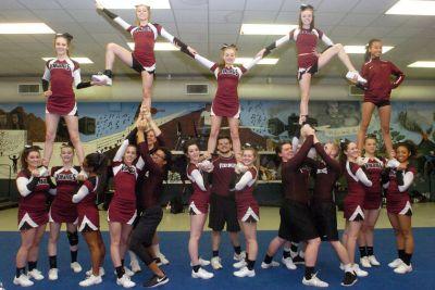 Danville Oakwood Cheer Teams Compete In State Finals News