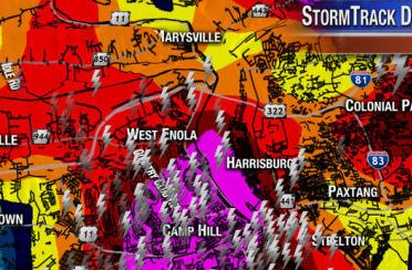 HD Decor Images » Weather  Power restored to most of Central Pa    The Sentinel  News     abc27 weather radar