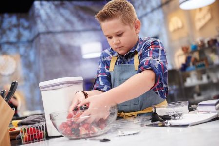 gilbert boy competes on food network baking competition gilbert gilbert resident cody vasquez prepares a razzleberry