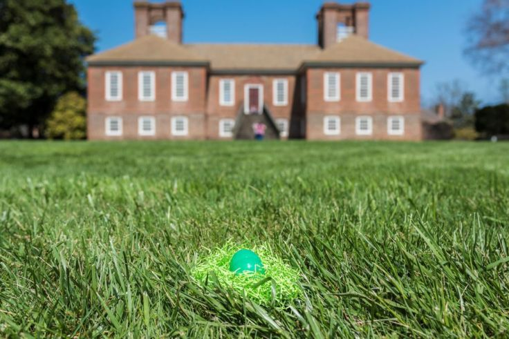 Image result for stratford hall annual egg hunt