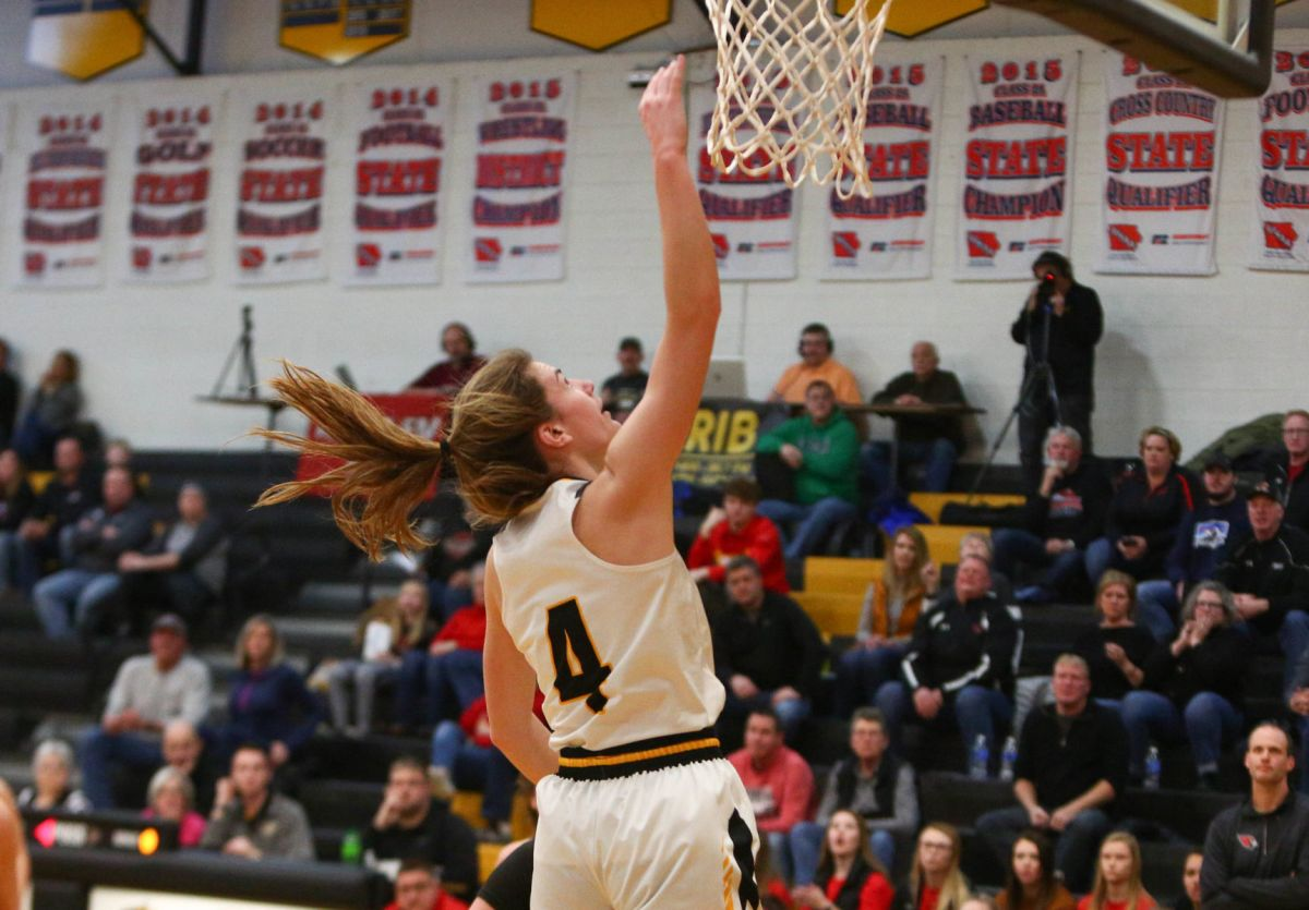 Clear Lake Girls Rise To No 2 In Final Basketball Rankings