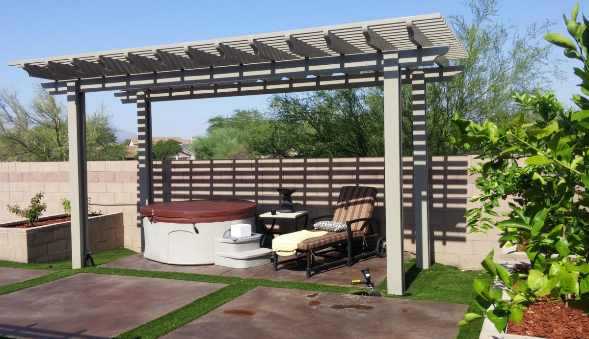 cool shade structures