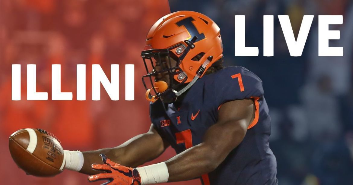 ILLINI LIVE: No. 16 Michigan breaks away from Illinois in fourth quarter | Illini | herald-review.com