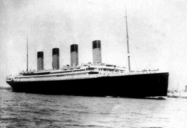 titanic set sail on her maiden voyage destined for infamy 100 years