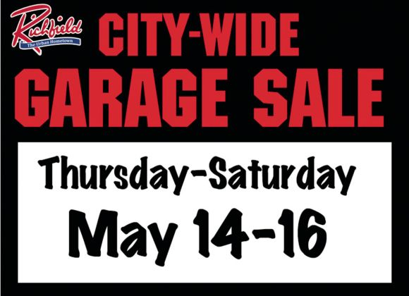 Richfield city-wide garage sale May 14-16 | Free ...