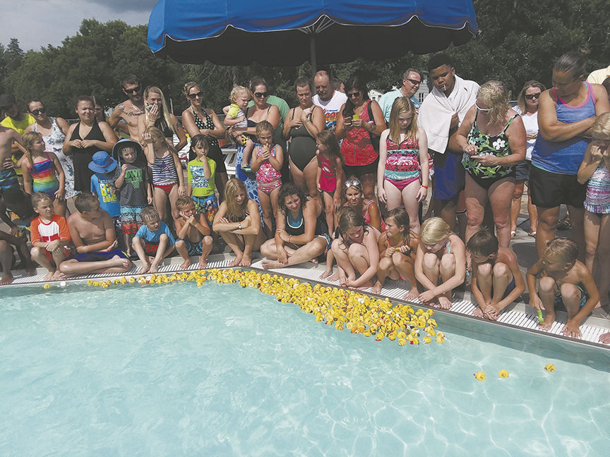 Dozens Attend Big Splash Fundraiser In Rush City Community