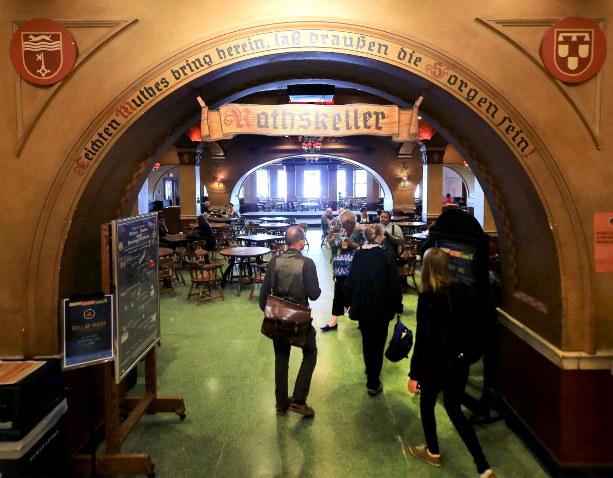 First Floor Of UW Madisons Renovated Memorial Union To