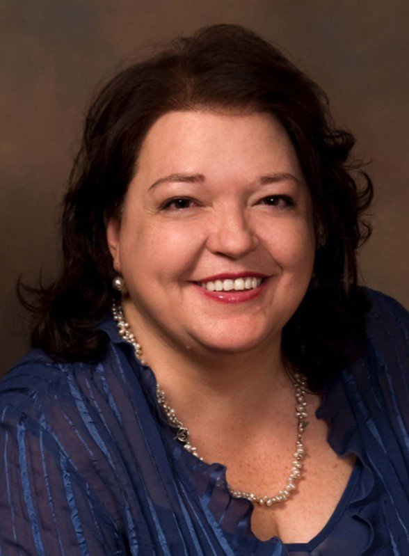 Linda Graves of CMD, shown in a Dec. 2013