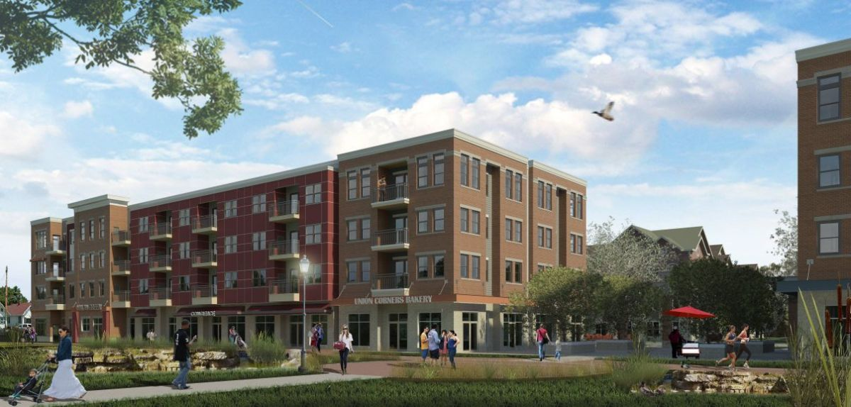 Union Corners Affordable Housing Project Set For