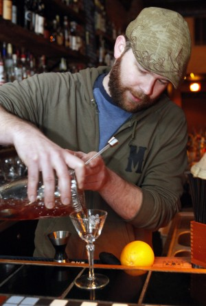 Eight Downtown Bartenders Create Drinks To Capture The