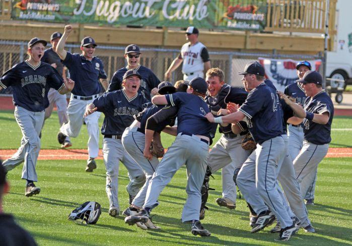 WIAA State Baseball Baraboos Comeback Kids Head To