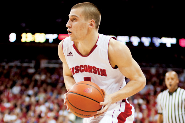 Are Buzzcuts Er Badgers The Big Tens Best Chance To