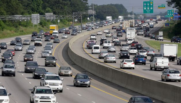 Fast-growing North Carolina region at odds over traffic jams ...