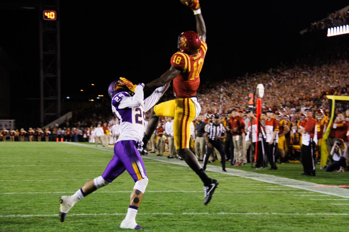 Iowa State Football Trots Out 19 First Timers In Season