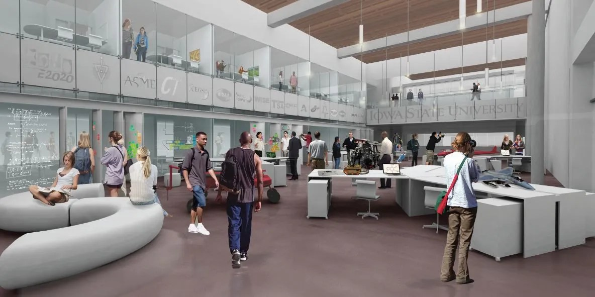 New Student Innovation Center To Provide Hands On