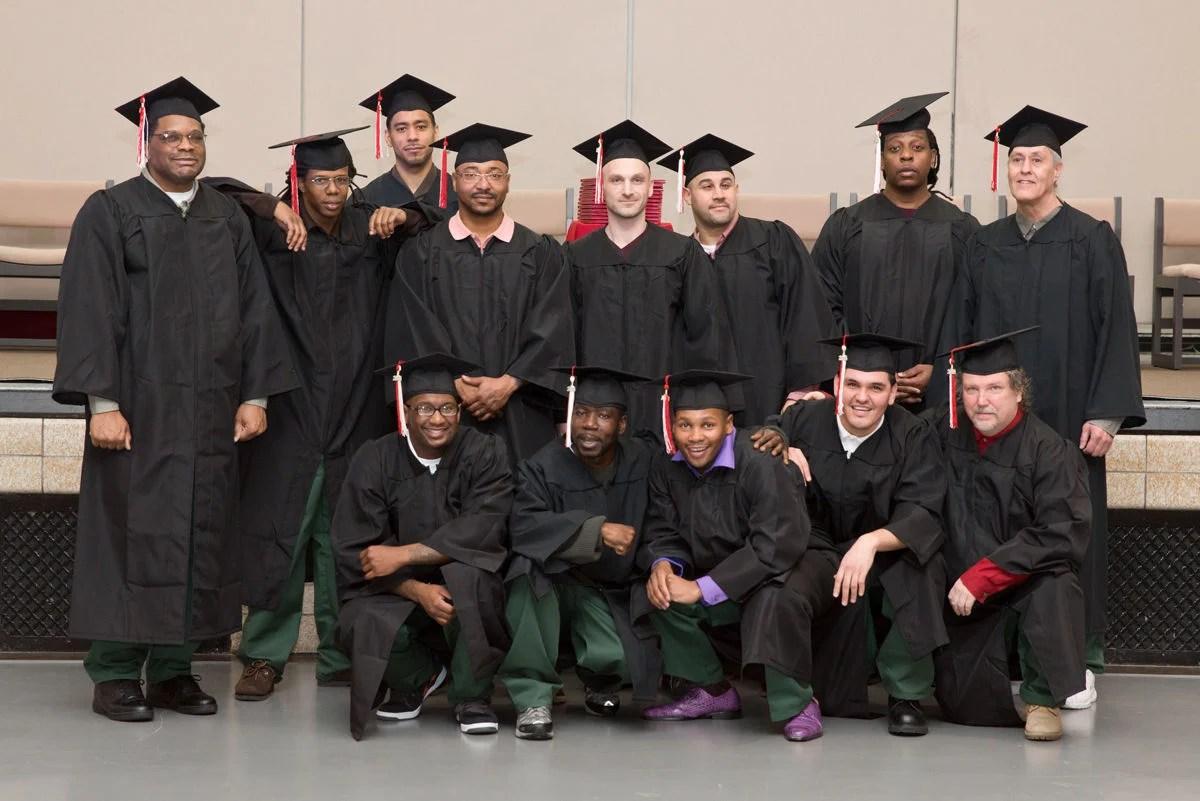 Cornell Prison Education Program Graduating Class of 2014