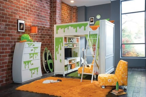 Furniture Line Mixes Nickelodeon Style With Functionality