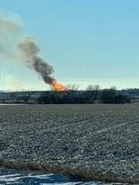 Pipeline that caused explosion near Lyons repaired