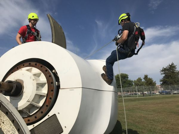 Nebraska college capitalizes on need for wind energy workers