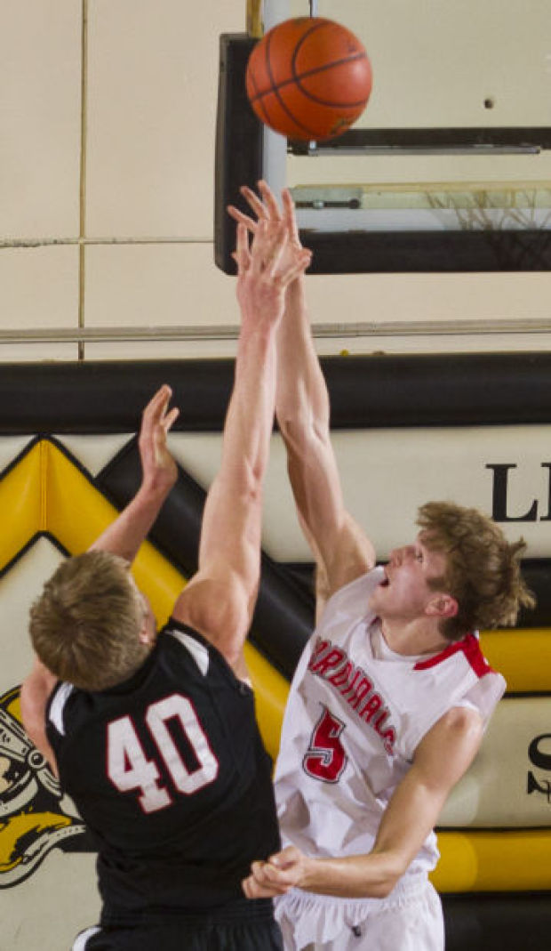 Class C 2 State Boys Basketball Doniphan Trumbull Shuts