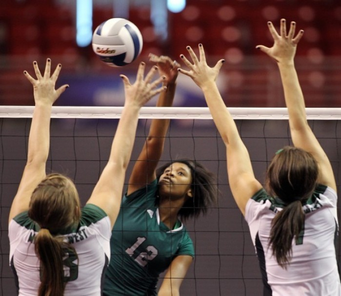 State Volleyball Millard West Back On Track Sweeps Southwest Preps