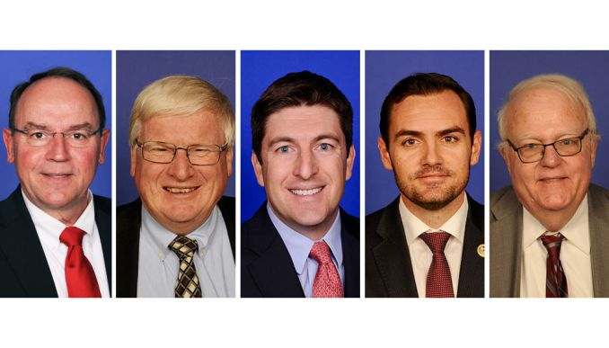 Three of Wisconsin's GOP congressmen on why they voted against ,000 COVID relief payments